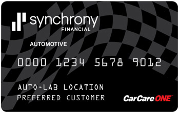 Financing - Auto Lab Lansing - carcare-one-card_al