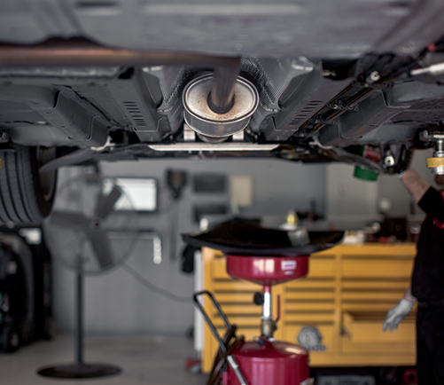 Muffler & Exhaust Repair in Lansing | Auto-Lab  - content-new-exhaust